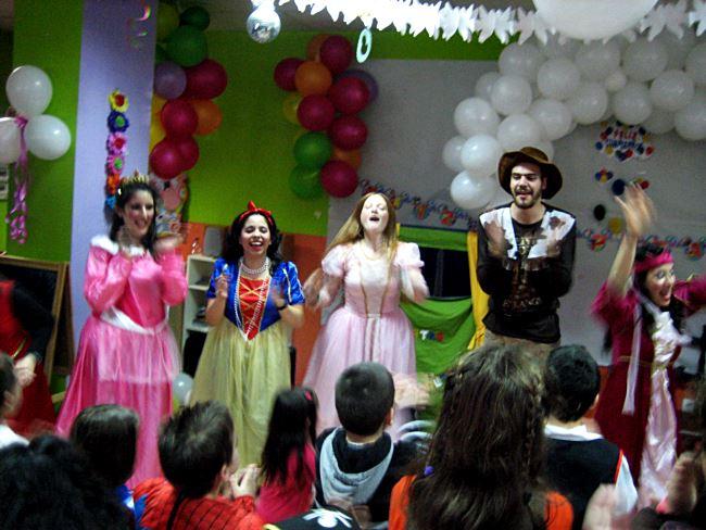 animaciones de fiestas infantiles Madrid