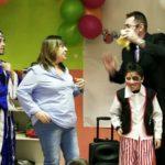 Animadores, magos y payasos comuniones Madrid
