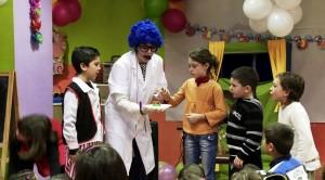 animadores magos payasos a domicilio comuniones madrid