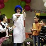 Animaciones comuniones Madrid