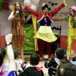 Fiestas temáticas Madrid cumpleaños infantiles