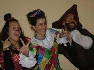 Fiestas temáticas en Madrid domicilio