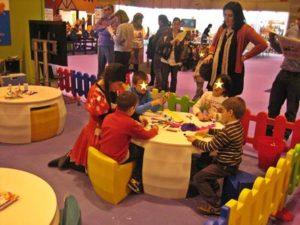 Talleres para fiestas infantiles en Madrid