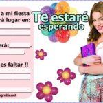 fiesta de cumpleaños Violetta Madrid