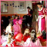 Fiestas infantiles con animadoras en Madrid