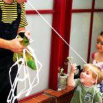 Fiestas infantiles con animadores en Madrid