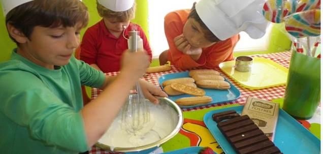 Talleres De Cocina Madrid | Taller De Cocina Para Ninos En Madrid Masterchef Junior A Domicilio