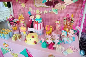 la temática de una fiesta infantil en Madrid