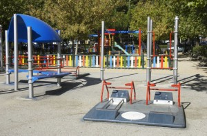 parques en madrid