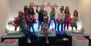 Mini Beauty Party