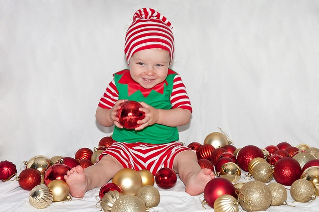 disfraces infantiles de navidad
