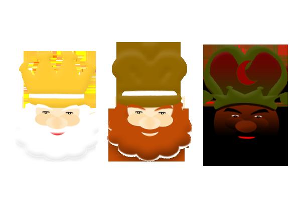 cómo hacer una fiesta de reyes magos