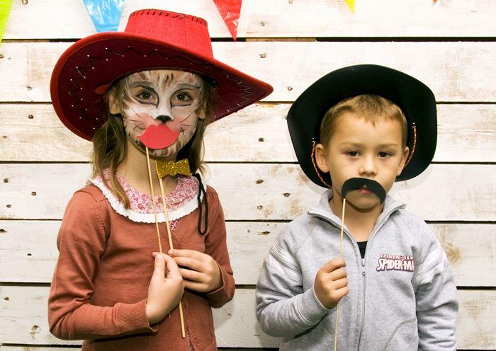 carnavales para niños en Madrid