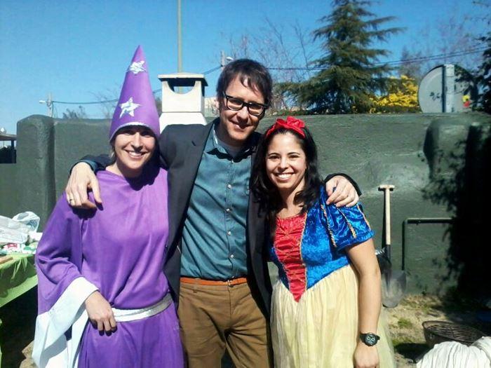 Animación para fiestas con personajes infantiles en Madrid