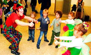 Baile infantil coreografías para niños yo tengo una casita