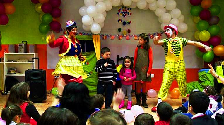 Animaciones infantiles para fiestas de fin de curso en madrid - Fiesta de halloween infantil ...