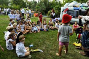 Campamentos de verano en inglés para niños en Madrid