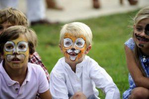 5 maquillajes infantiles para niños