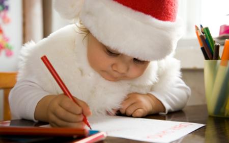 Hermosa Carta de un niño a Papá Noel