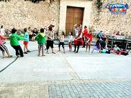 Gymkanas al aire libre para niños
