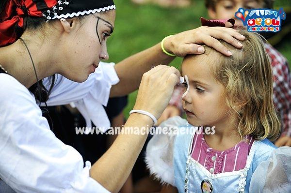Los mejores maquillajes infantiles de princesa