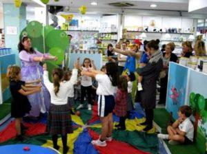Fiestas cumpleaños infantiles en Madrid. eu