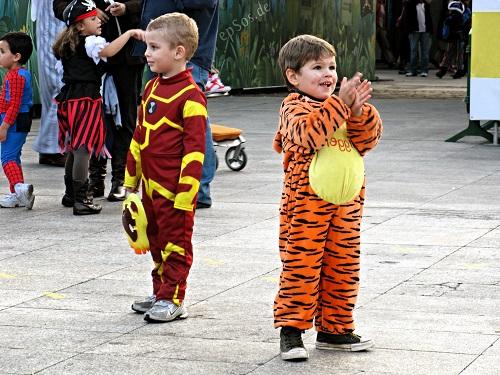 La mejor fiesta infantil es de disfraces