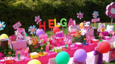 Cómo elegir la mejor cuidadora de niños para fiestas infantiles