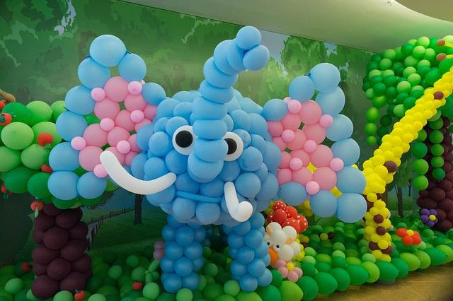 Ideas para decorar una fiesta infantil para niños de 4 y 5 años