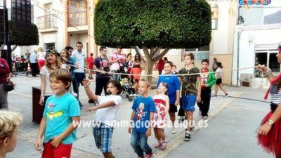 Animación infantil para comuniones económicas en Madrid