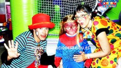 Minidisco para cumpleaños infantiles en Madrid