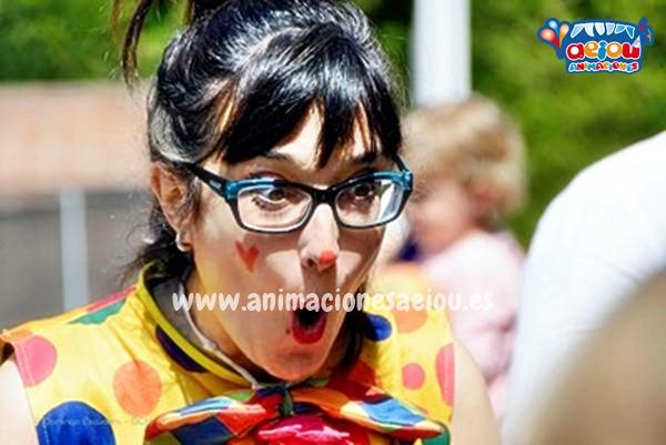 Trucos para organizar una fiesta infantil con payasos en Madrid