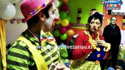 Fiestas de cumpleaños infantiles en Madrid