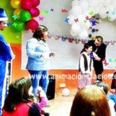 Magos para fiestas de cumpleaños infantiles Madrid