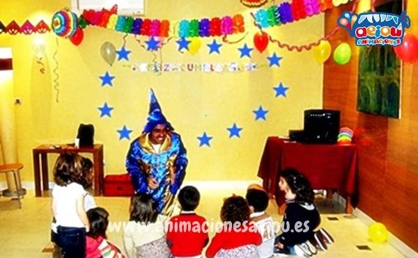 Qué es la magia infantil