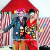 payasos fiestas de niños Madrid