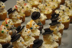 7 idea de cupcakes temáticos para cumpleaños infantiles