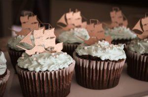 7 ideas de cupcakes temático para cumpleaños infantiles