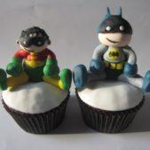 7 ideas de cupcakes temáticos cumpleaños infantiles
