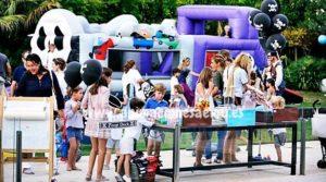 Consejos para celebrar el mejor cumpleaños infantil en exteriores