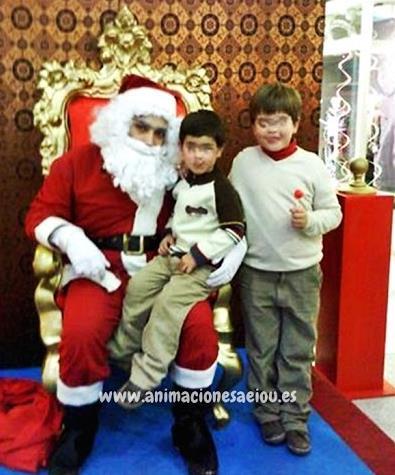 Qui n es pap noel el personaje navide o - Casa papa noel madrid ...