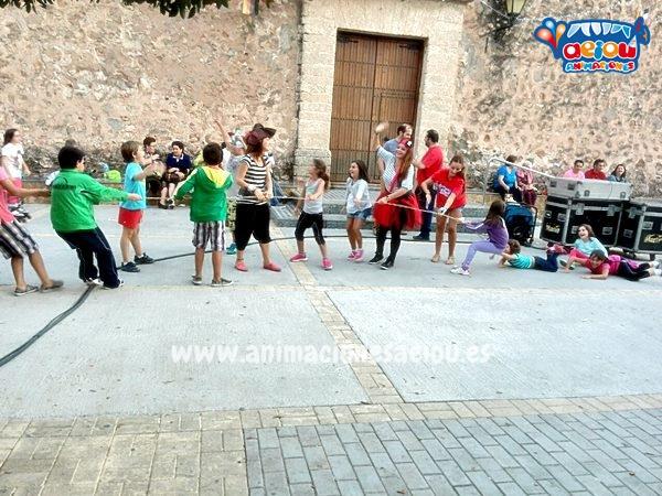 Actividades deportivas diferentes para las fiestas infantiles