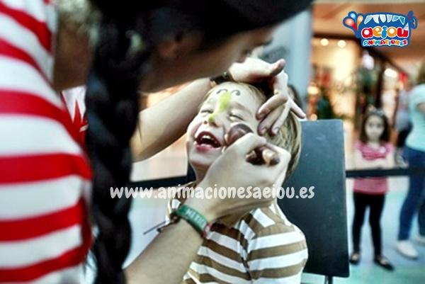 Contratar empresas de animaciones infantiles de bautizo en Madrid