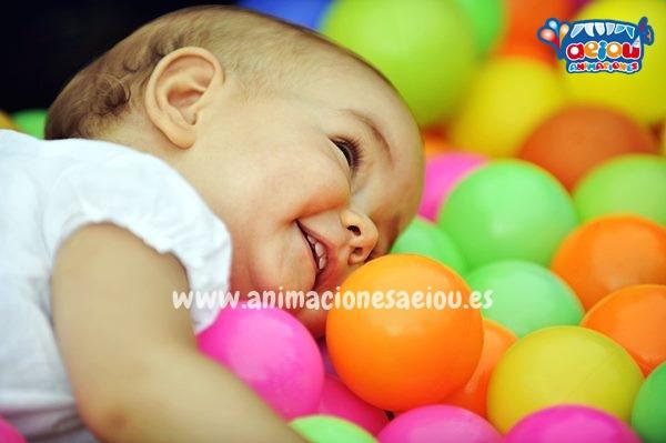 Contratar una empresa de animaciones infantiles para bautizo en Madrid