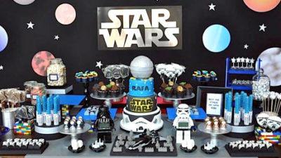 Juegos para tu fiesta temática de Star Wars