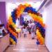 Cursos gratis de decoración para fiestas infantiles con globos