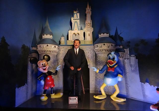Películas de Disney de Magos