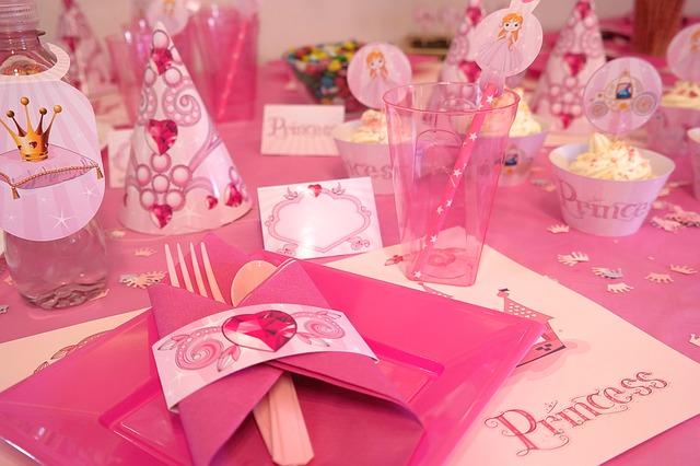 Decoraci n para fiestas de princesas en madrid for Decoracion de princesas