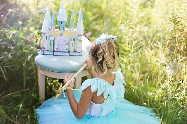 La decoración con castillos para fiestas de princesas en Madrid