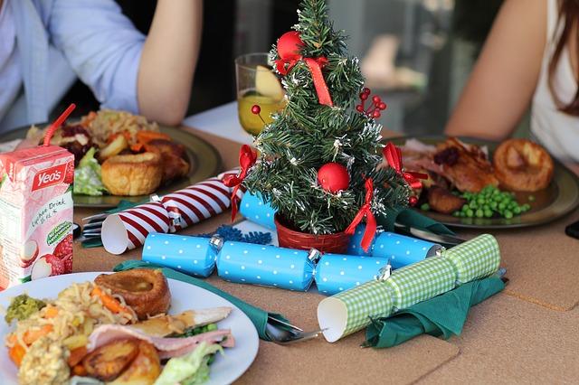 Consejos sobre la decoración para tu fiesta infantil de navidad